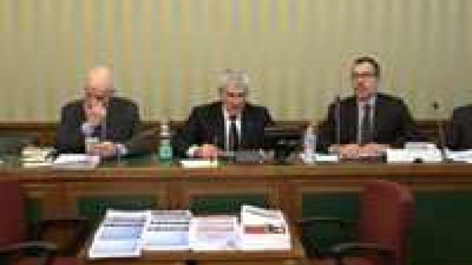 Roma, Senato: accordo radiotv, manca parere della Commissione Bilancio, esame rinviato