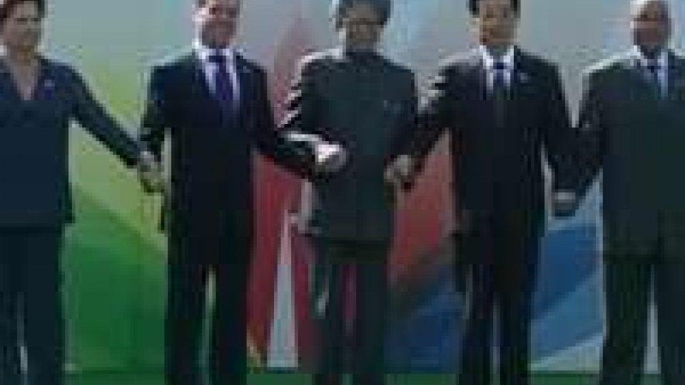 I Paesi del Brics sono riuniti a Nuova Delhi per il loro quarto summit