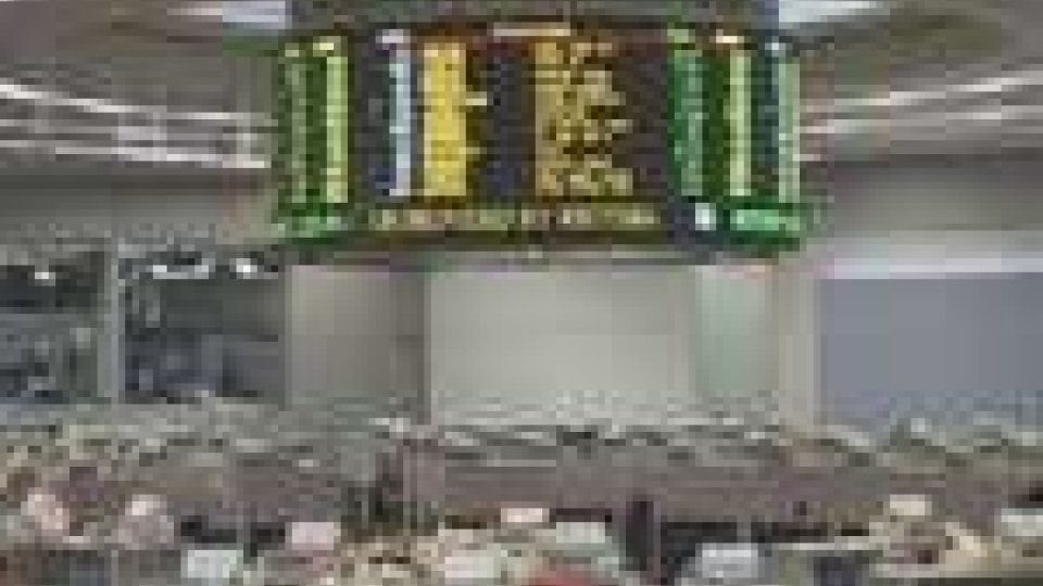 Borse: Milano chiude in negativo
