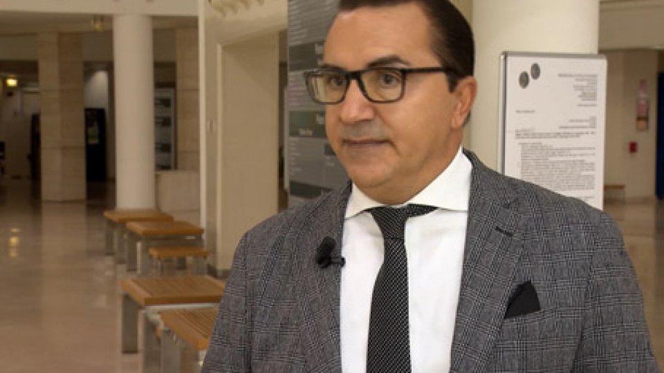 Stefano CaroliBotta e risposta tra Ashraf Mohamed Ali e Ali Turki