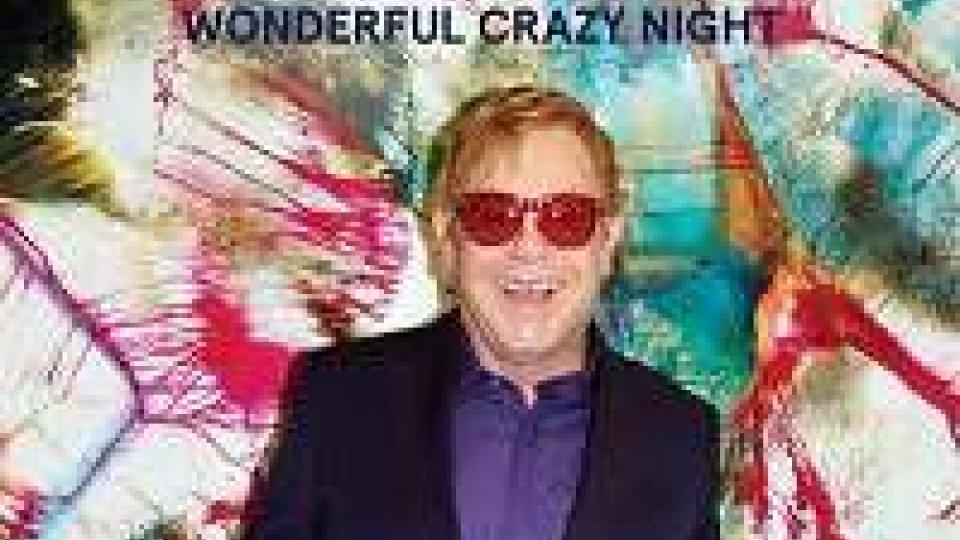 Elton John, il 5 Febbraio esce Wonderful Crazy Night