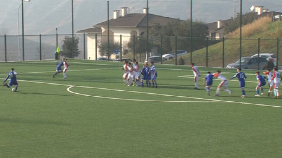 Termina 4-1 per la Lega Pro Under 17Arrigoni passa ancora sul Titano: netto 4-1 per la Lega Pro Under 17