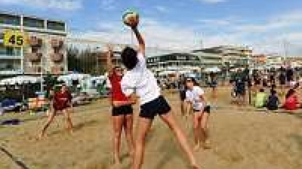 ''Young Volley On the Beach'' A Bellaria Igea Marina