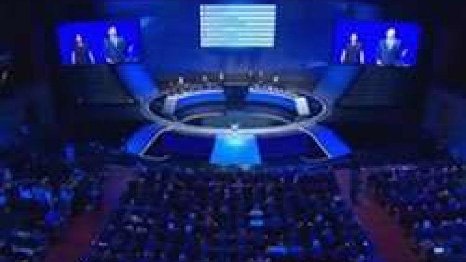 Sorteggi Champions: girone da incubo per la JuventusSorteggi Champions: girone da incubo per la Juventus