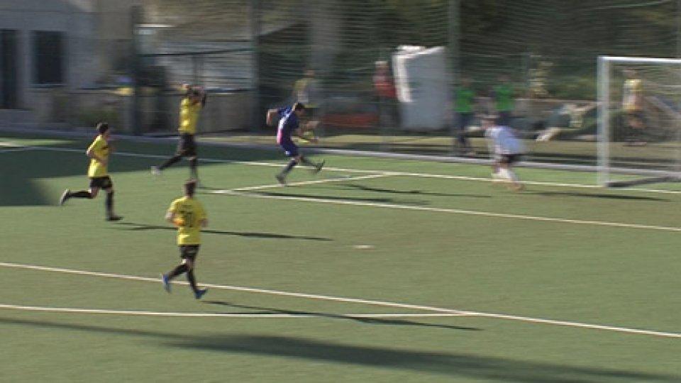 Fiorentino-Folgore 2-3Il Fiorentino rimonta, la Folgore controrimonta: finisce 3-2 al 93'