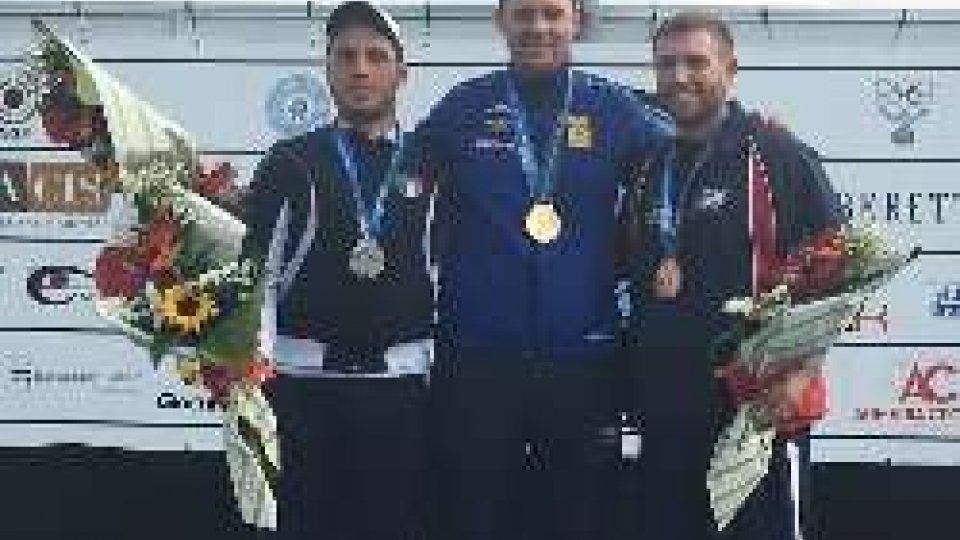 Coppa del mondo di tiro a volo: Nilsson d'oro davanti a Cassandro