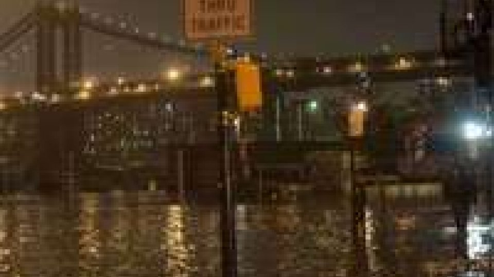 Sandy: da Noi Sammarinesi solidarietà ai sammarinesi residenti a New York