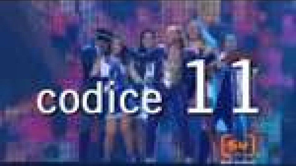 Valentina Monetta, codice 11 per televotarlaValentina Monetta, codice 11 per televotarla