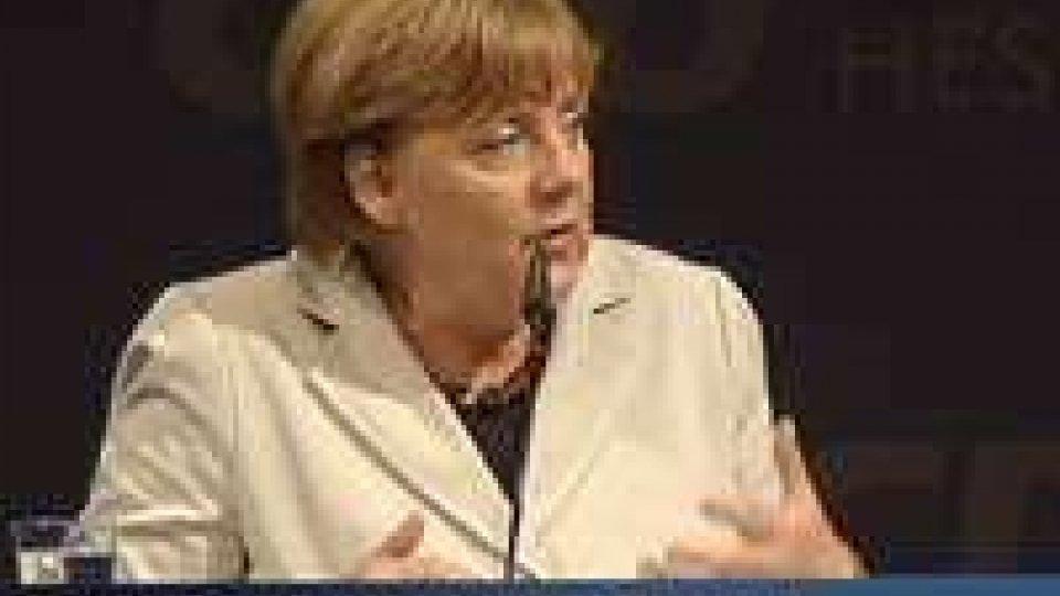 Post-voto in Grecia. Colloquio telefonico tra la Merkel e Antonis Samaras