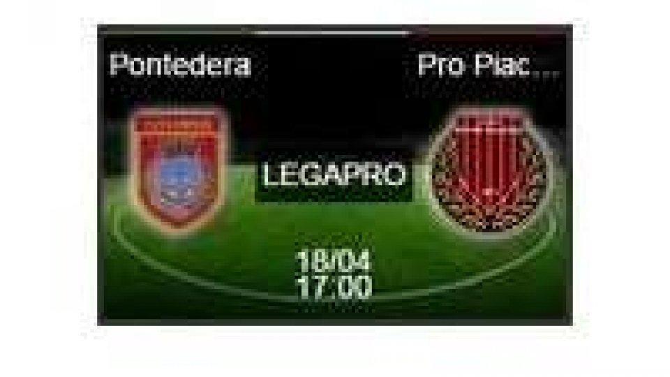 Pontedera - Pro Piacenza 2-1