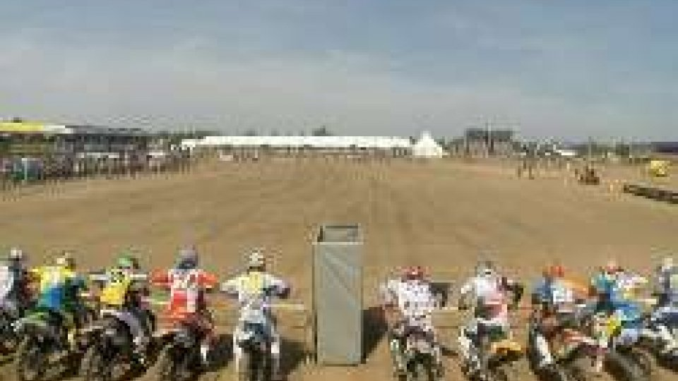Motocross: a Simpson GP del BelgioMotocross: a Simpson GP del Belgio