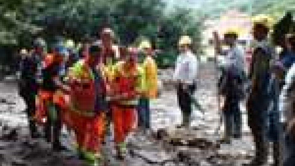 Identificate 20 vittime dell'alluvione di Messina