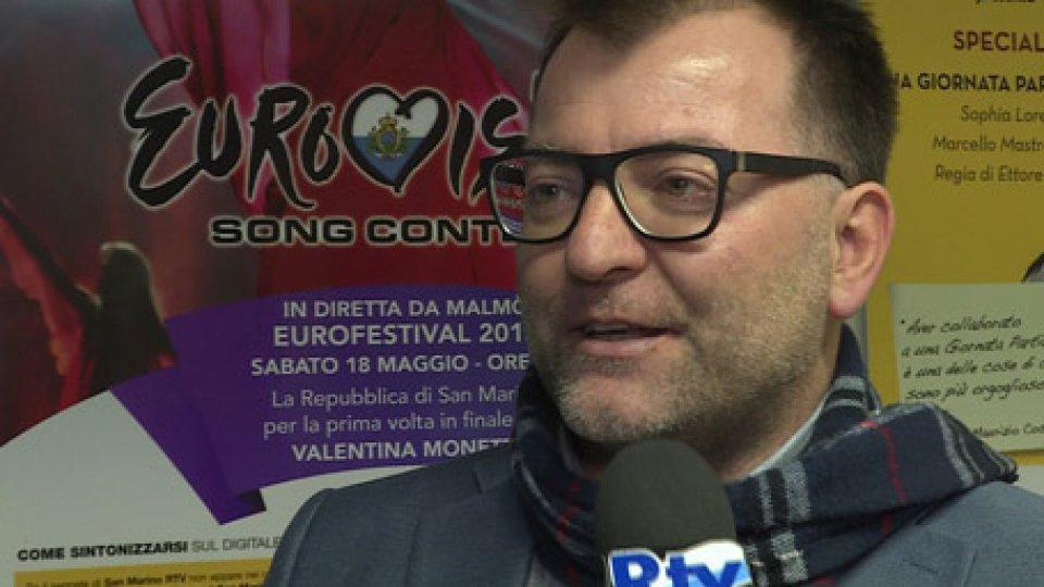 Alessandro CapicchioniEurovision 2019: San Marino in gara il primo giorno. Capicchioni, dobbiamo affidarci a buon pezzo e bel palco
