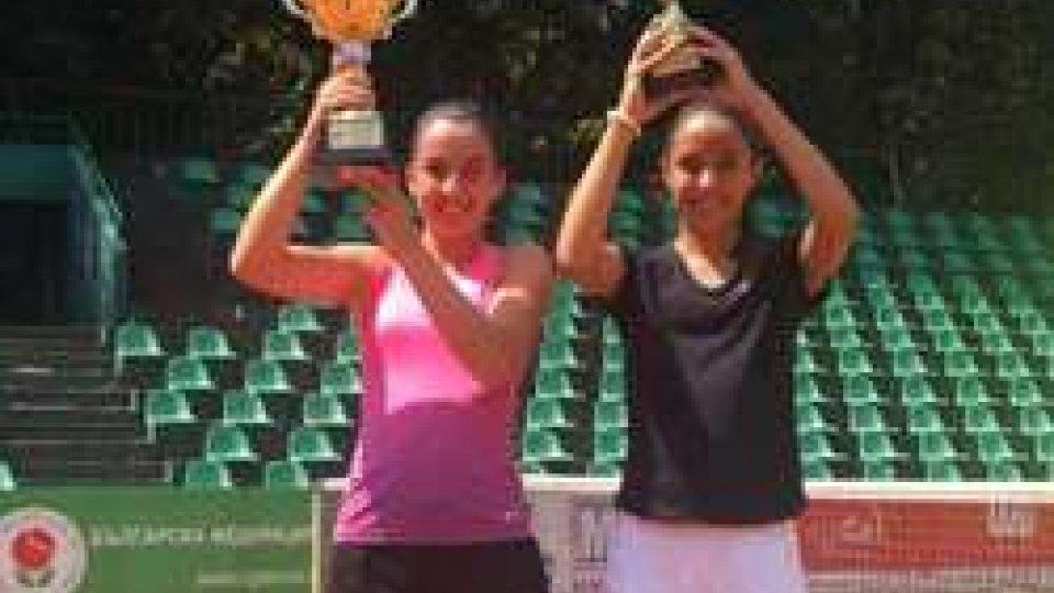 Tennis: brillano le giovani della San Marino Academy