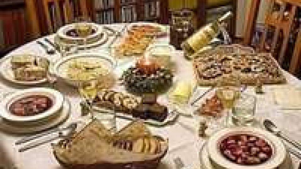 Natale: Coldiretti, il 25% delle spese è per la tavola