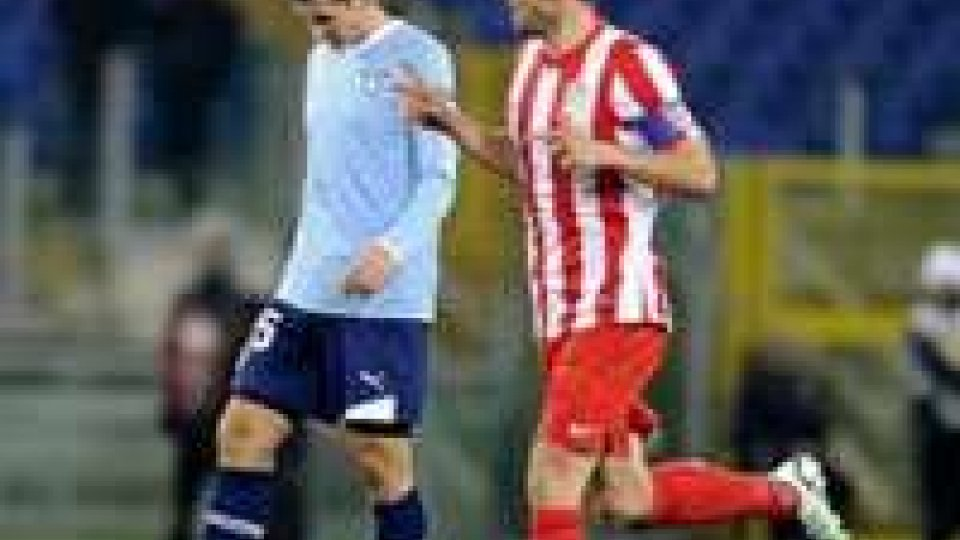Champions League: l'Atletico Madrid ospita la Lazio