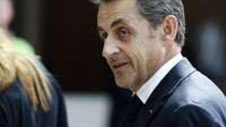 Inchiesta intercettazioni, Sarkozy in stato di fermo