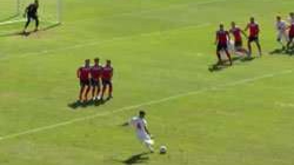 Il San Marino vince al debutto in serie D con il CastefrancoIl San Marino vince al debutto in serie D con il Castefranco