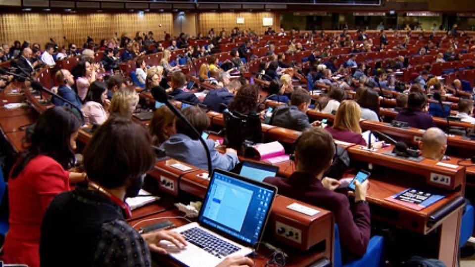 """Strasburgo CoEStrasburgo: l'azione del Consiglio d'Europa contro sessismo ed """"hate speech"""""""