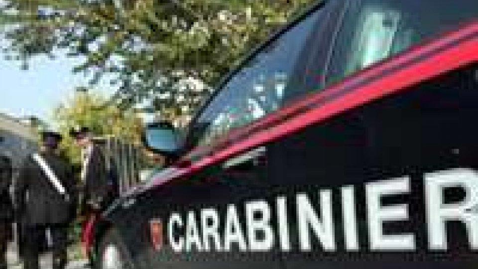 Carabinieri soccorrono anziano in stato confusionale