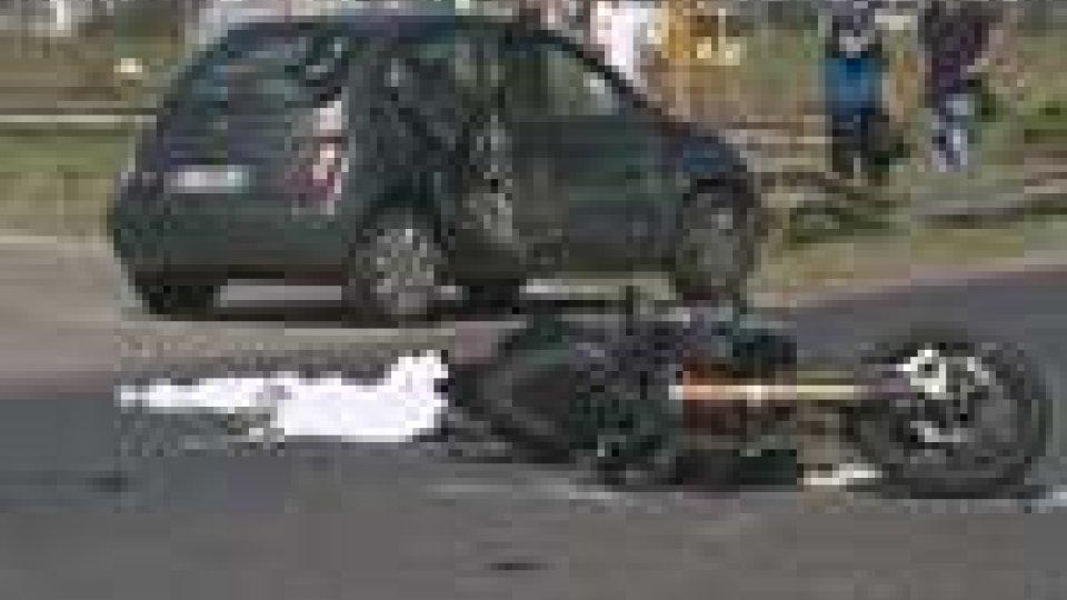 Rimini: incidente mortale sulla statale