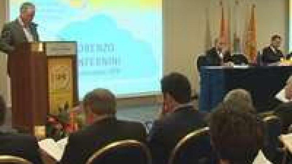 Congresso Upr: Lorenzo Lonfernini verso la riconferma nell'incarico di coordinatorePrimo congresso Upr: Lonfernini verso la conferma