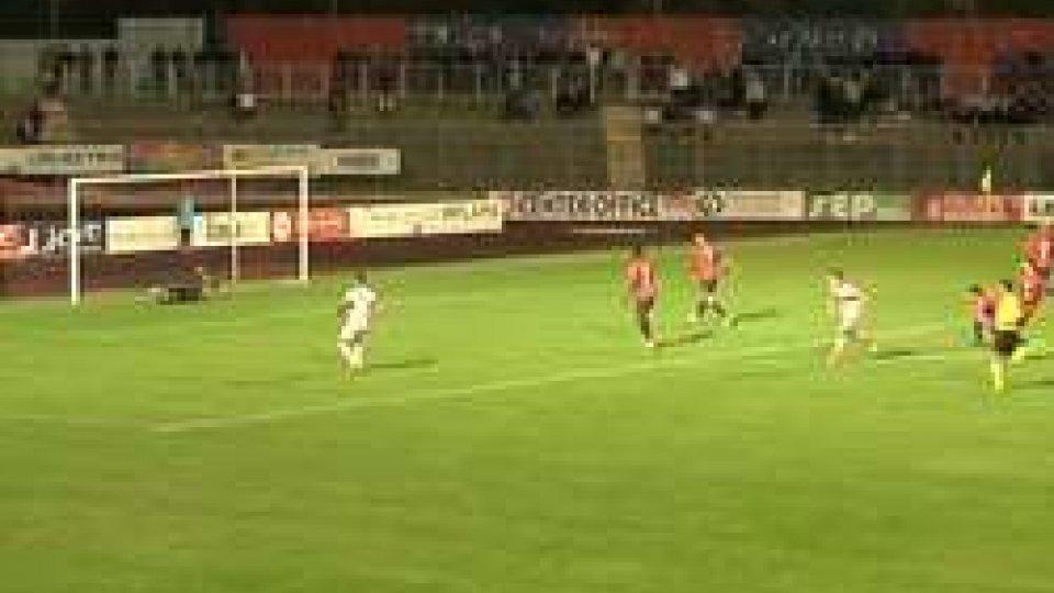 Gubbio-Sambenedettese 0-2Serie C: Gubbio in crisi. Passa la Samb