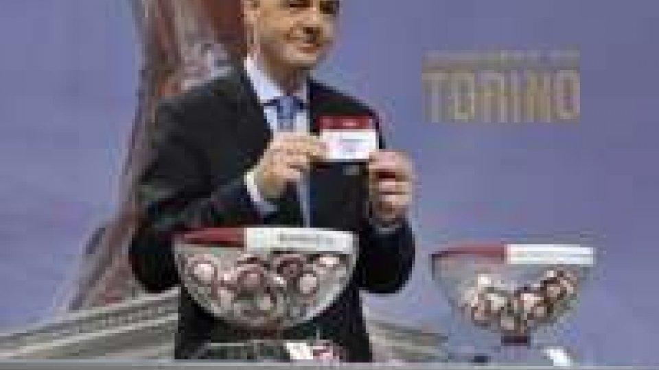 Europa League: i sedicesimi delle italiane.