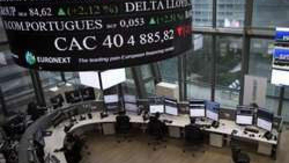 Borse europee, mattinata 'contrastata'