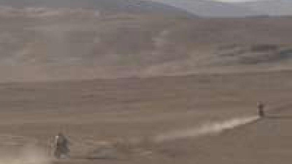 Dakar: Yamaha-KTM parte la sfida, sognando la TMDakar: Yamaha-KTM parte la sfida, sognando la TM