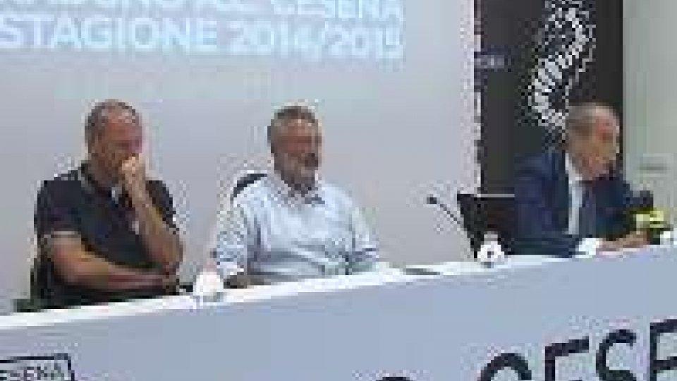 Al via l'avventura del Cesena in Serie ACesena: partita l'avventura in Serie A
