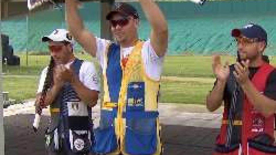 Con la prova maschile dello Skeet chiude la Coppa del Mondo di tiro a volo