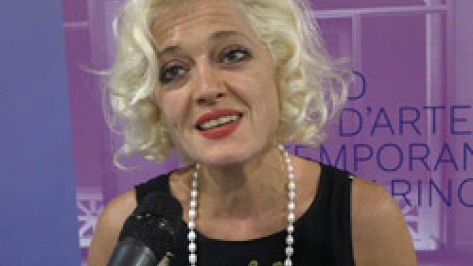 """Rita CanarezzaCanarezza: """"Galleria d'arte, i turisti ci cercano per l'arte contemporanea"""""""