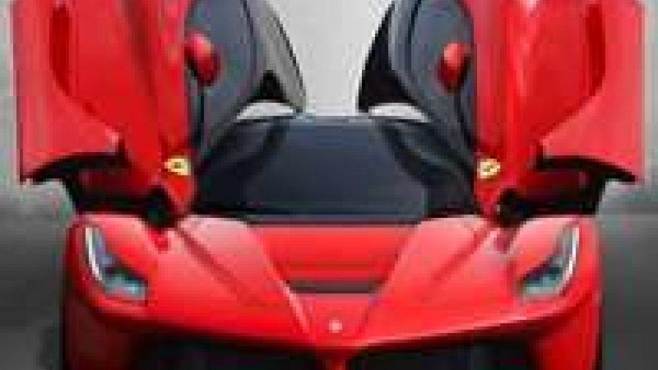 """Ferrari: l'erede della """"Enzo"""" si chiamerà """"LaFerrari"""", sole 499 unità"""