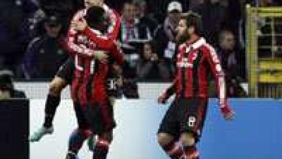 Milan agli ottavi di Champions: 3-1 all'Anderlecht