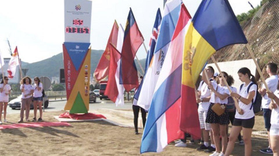 Tre mesi all'inizio dei giochiTra 3 mesi si aprono i Giochi dei Piccoli Stati 2019