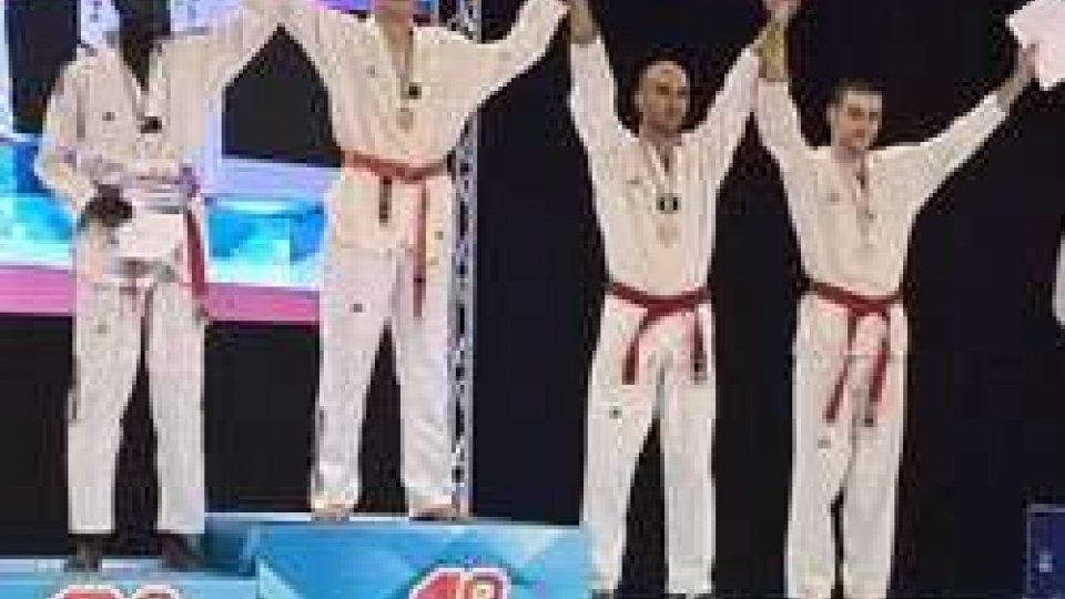 Taekwondo: Daniele Leardini è campione italiano