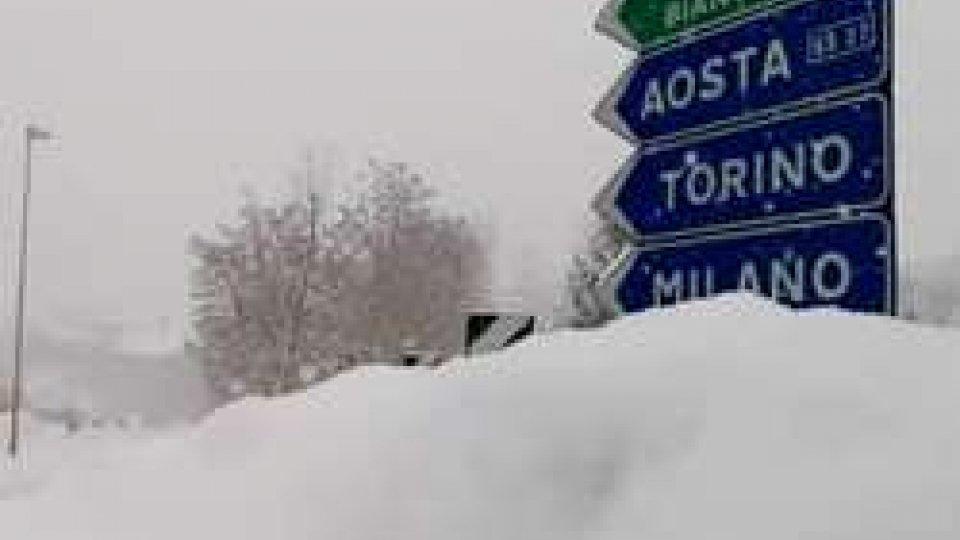 Maltempo e freddo al centro-sud, il freddo avvolge la penisola