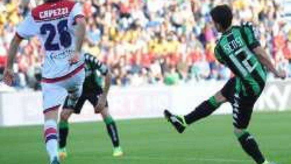 Stefano Sensi - Foto Sport MediasetPrimo gol di Sensi in Serie A