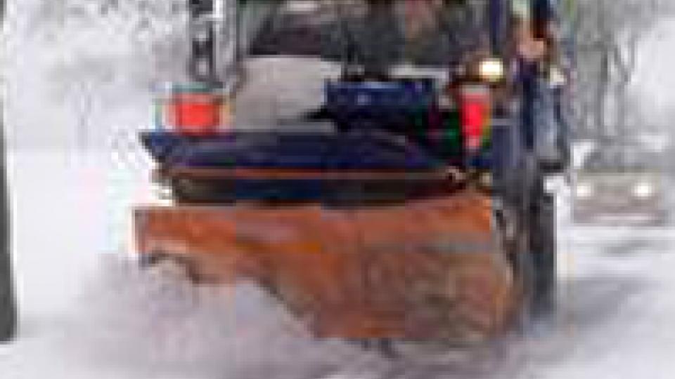 Sinpar: servizio trasporto abbonati in caso di neve