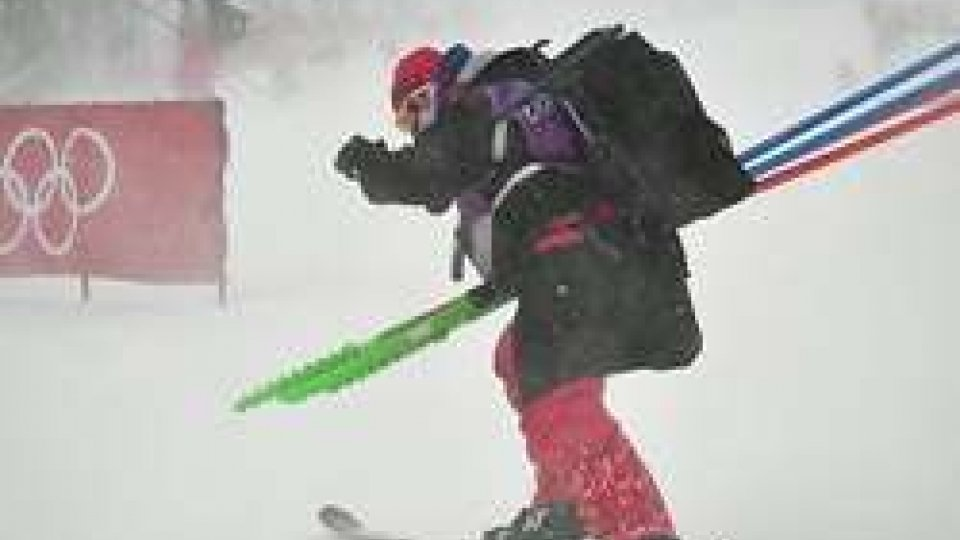 nuovo rinvio per lo slalom speciale femminile