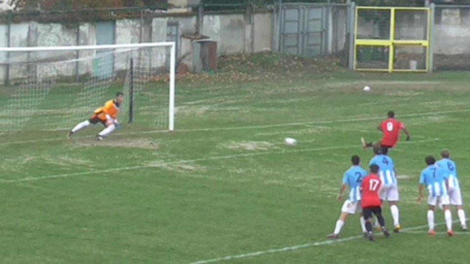 La rete del Fanfulla[VIDEO] Serie D: il San Marino cade a Lodi contro il Fanfulla