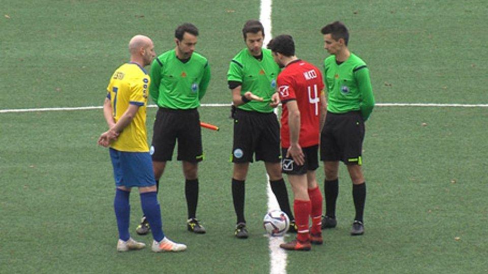 Folgore-show a Fiorentino, 3-0 al Tre FioriFolgore-show a Fiorentino, 3-0 al Tre Fiori