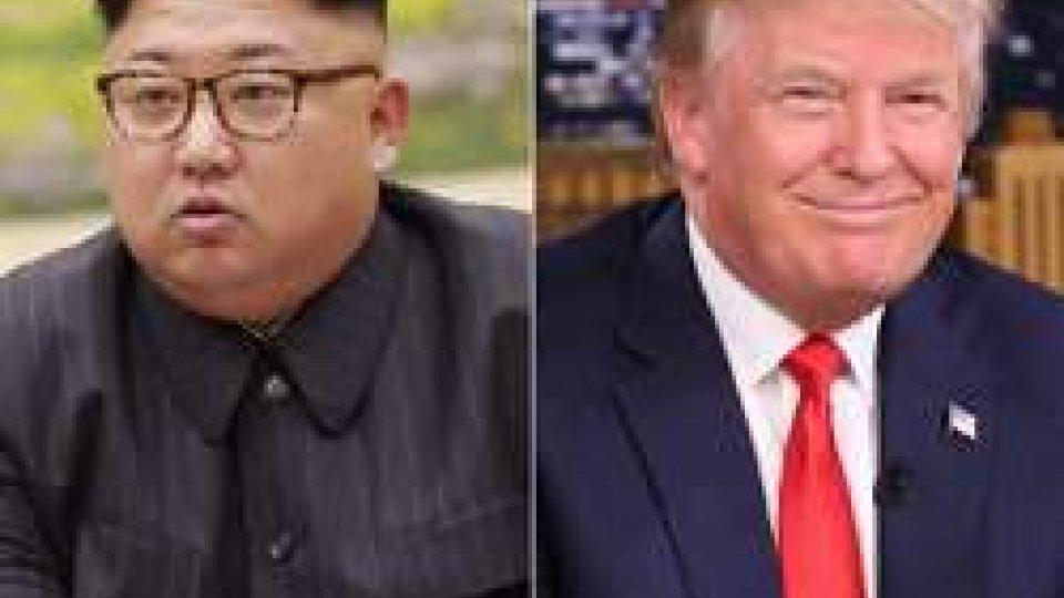 Kim Jong-un e Donald TrumpProve di disgelo sul nucleare tra Usa e Corea del Nord