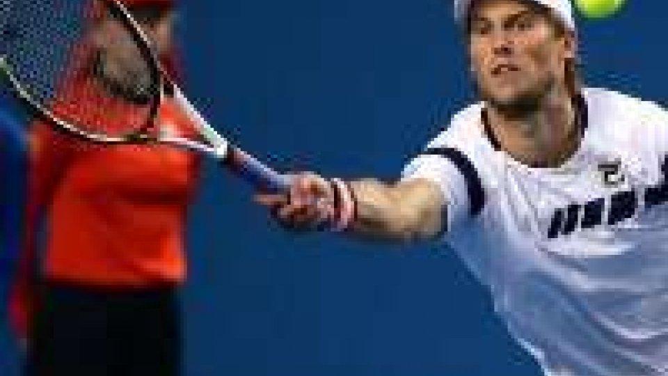 Australian Open: Seppi si ferma agli ottavi