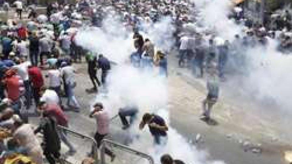MediorienteMedioriente: 3 coloni uccisi da attentatore palestinese dopo giornata di violenze