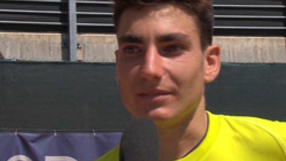 """Riccardo TrioneTrione, vincitore San Marimo Junior open: """"Spero sia il primo di tanti successi"""""""