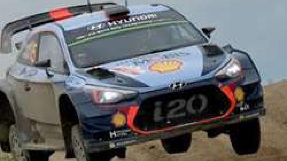 Rally Polonia: vince NeuvilleRally Polonia: vince Neuville davanti Paddon, delusione per Tanak