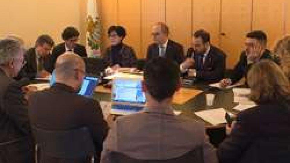 Ufficio di PresidenzaUDP: in Aula le Unioni Civili e il Casale La Fiorina