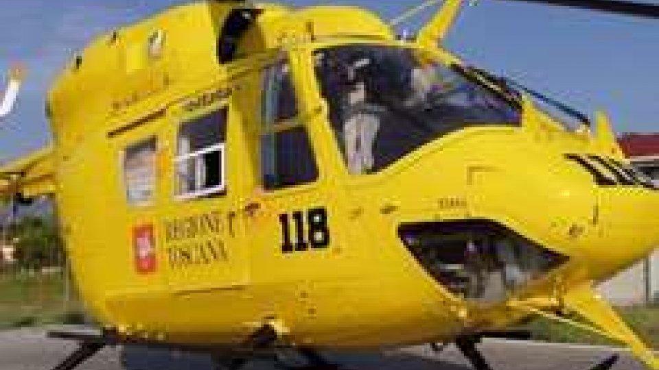 Badia Tedalda: scout 12enne residente a Rimini cade e batte testa, in ospedale con elisoccorso